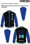 Australian Islamic College 2014 blue sleeves