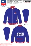 Carine SHS Leavers 2010 Jacket 22 july