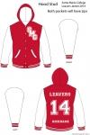 Santa Maria Jacket Hoodie stud 2014 Fixed front font